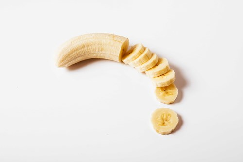 bananas have high levels of magnesium which relax the muscles and calm the body