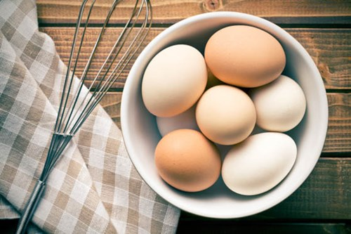 eggs are rich in b vitamins to help keep the brain alert