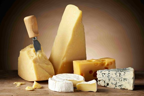 Tyramine in cheese can cause the adrenal gland to release the 'fight or flight' hormone, which increases alertness for a number of hours