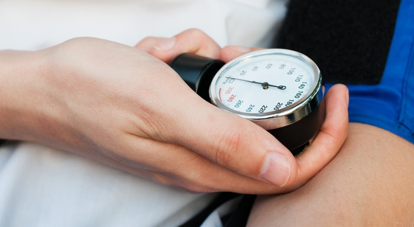 Blood pressure - know your numbers