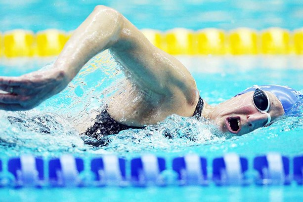 Why swimming is the perfect sport at any age