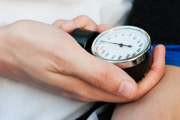 What is a normal blood pressure reading?