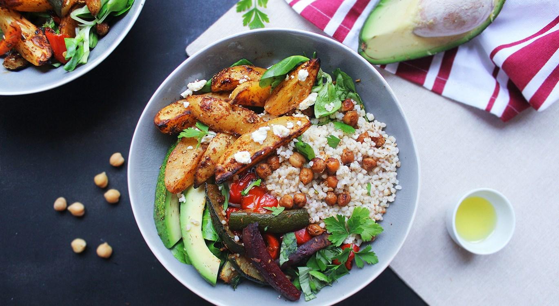 Healthy dinner swaps