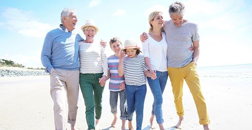 Benenden Travel Insurance - Cover for all ages