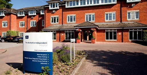 Ramsay Berkshire Independent Hospital, Reading