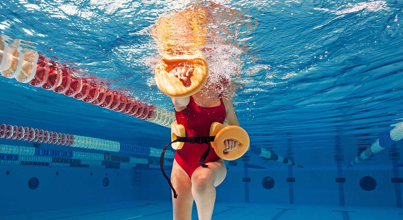 Why Aqua Combat is a brilliant workout