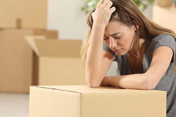 7 ways to reduce the stress of moving home