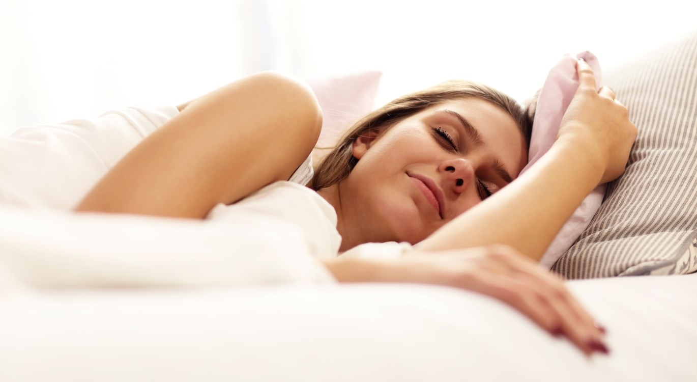 How sleeping well can help you lose weight