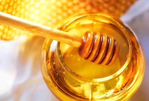 Honey stimulates melatonin and shuts off orexin in the body