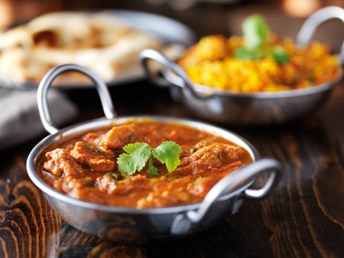 spicy foods like a late night curry have a negative effect on sleep