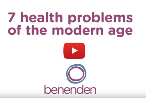 7 health problems of the modern age video