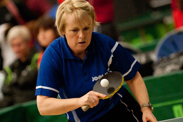 Do you think table tennis is just for youth clubs or holidays?